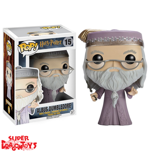HARRY POTTER - ALBUS DUMBLEDORE - FUNKO POP