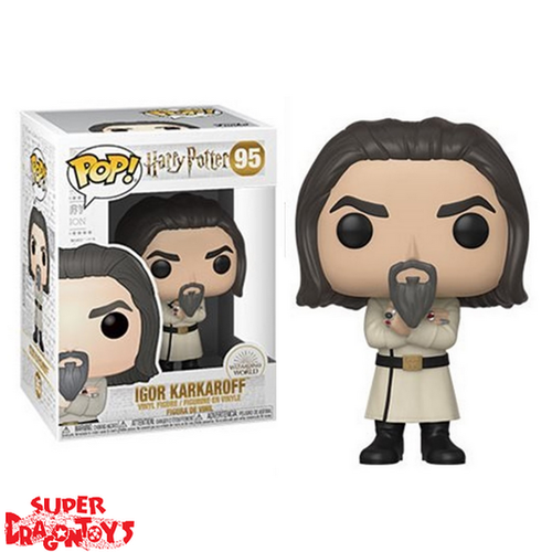 HARRY POTTER - IGOR KARKAROFF - FUNKO POP
