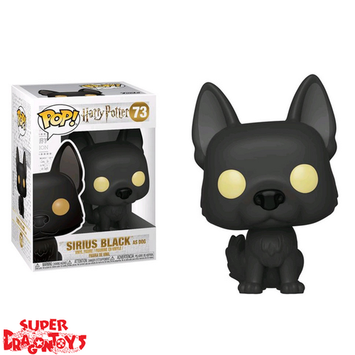 HARRY POTTER - SIRIUS BLACK - FUNKO POP