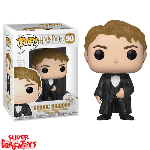 HARRY POTTER - CEDRIC DIGGORY - FUNKO POP