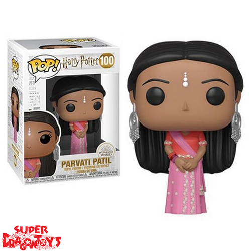 HARRY POTTER - PARVATI PATIL - FUNKO POP