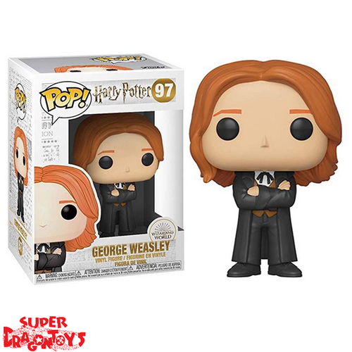 HARRY POTTER - GEORGE WEASLEY - FUNKO POP