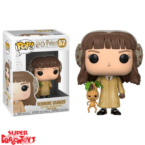 HARRY POTTER - HERMIONE GRANGER [IN HERBOLOGY] - FUNKO POP