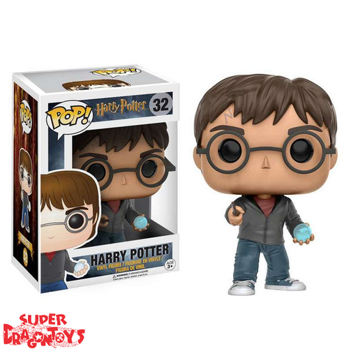"FUNKO POP COLLECTION - HARRY POTTER - HARRY ""STICK & BALL"""