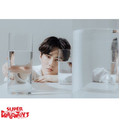 "SUHO - ""SELF PORTRAIT"" OFFICIAL POSTER - VERSION [ARCHIVE #1]"