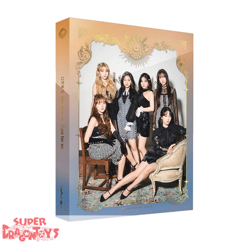 GFRIEND - TIME FOR US - [MIDNIGHT] VERSION - 2ND ALBUM