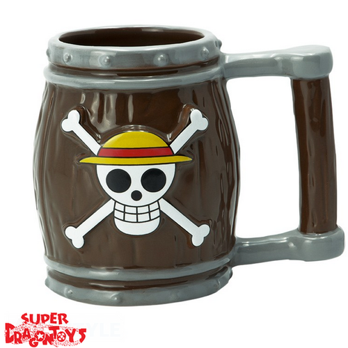 "ONE PIECE - MUG 3D ""TONNEAU"""