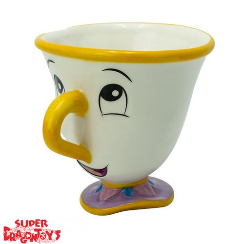 "DISNEY BEAUTY & THE BEAST - MUG 3D ""ZIP"""