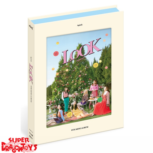 APINK (에이핑크) - LOOK - [YOS] VERSION - 9TH MINI ALBUM