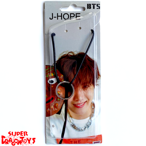 "BTS - COLLIER + BAGUE ""J-HOPE"" [1994.02.18]"