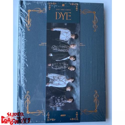 GOT7 (갓세븐) - DYE - VERSION [C] - MINI ALBUM