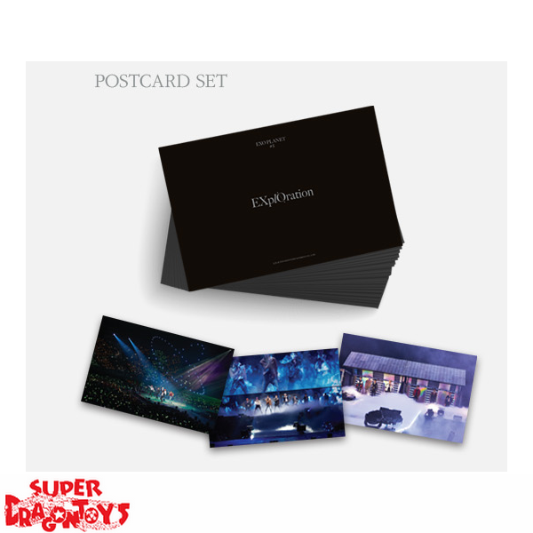 EXO (엑소) - EXO PLANET #5 : EXPLORATION - LIVE CONCERT [2DVD BOX][LIMITED EDITION]