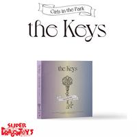 GWSN (공원소녀) - THE KEYS - 4TH MINI ALBUM