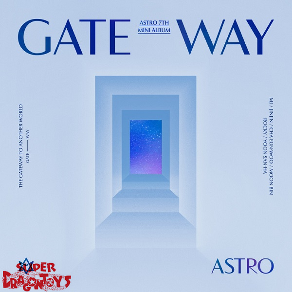 ASTRO (아스트로) - GATEWAY - [ANOTHER WORLD] VERSION - 7TH MINI ALBUM