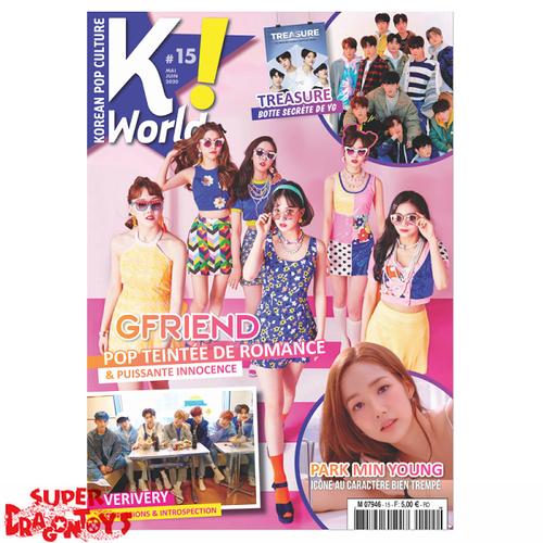 K!WORLD - MAGAZINE FRANCAIS - NUMERO 15 [MAI/JUIN 2020]
