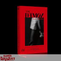 DAY6 (데이식스) - THE BOOK OF US : THE DEMON - [MIDNIGHT] VERSION - 6TH ALBUM