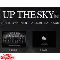 NOIR (느와르) - UP THE SKY - 4TH MINI ALBUM