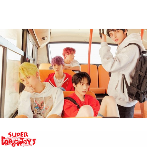 TXT - OFFICIAL POSTER [THE DREAM CHAPTER : ETERNITY] - VERSION [PORT]