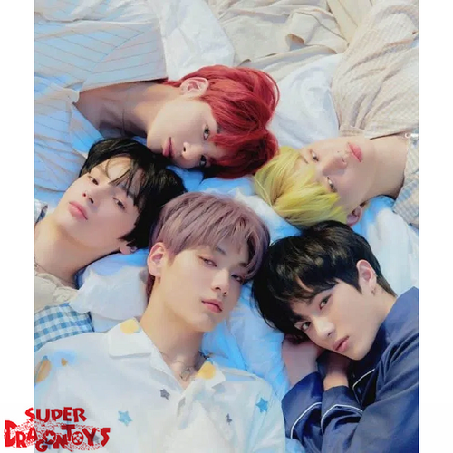TXT - OFFICIAL POSTER [THE DREAM CHAPTER : ETERNITY] - VERSION [STARBOARD]