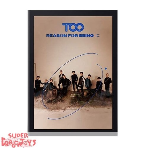 TOO (티오오) -  REASON FOR BEING : BENEVOLENCE - [DYSTOOPIA] VERSION - 1ST MINI ALBUM