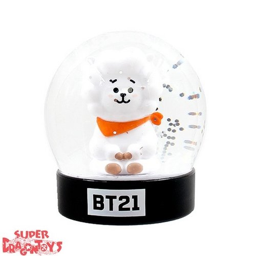 "BTS - SNOW GLOBE ""RJ"" - BT21 COLLECTION"