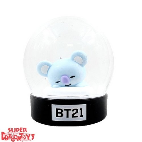 "BTS - SNOW GLOBE ""KOYA"" - BT21 COLLECTION"