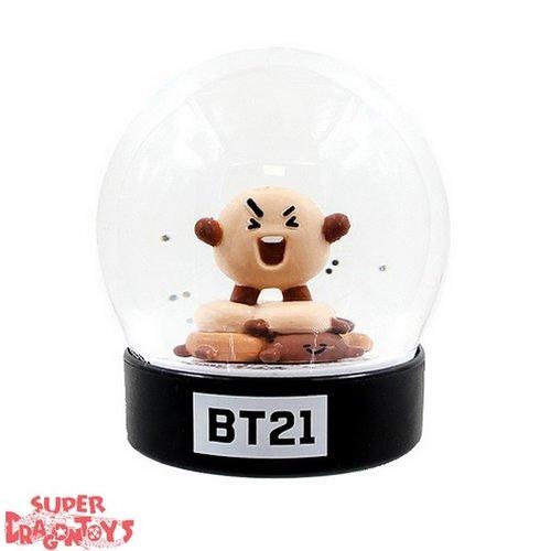 "BTS - SNOW GLOBE ""SHOOKY"" - BT21 COLLECTION"
