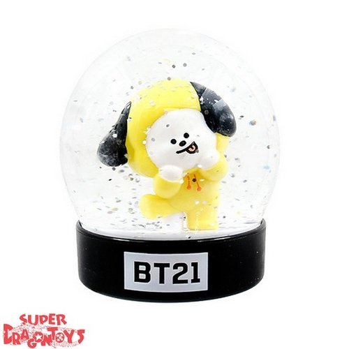 "BTS - SNOW GLOBE ""CHIMMY"" - BT21 COLLECTION"