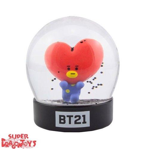 "BTS - SNOW GLOBE ""TATA"" - BT21 COLLECTION"