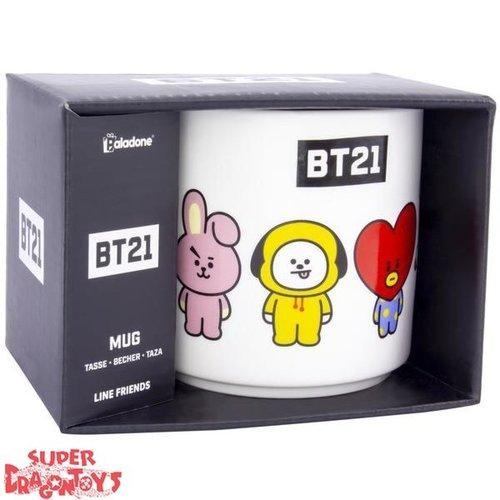"""BTS - MUG """"BT21"""" - BT21 COLLECTION"""