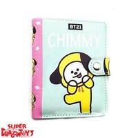 """BTS - PORTEFEUILLE """"CHIMMY"""" - BT21 COLLECTION"""