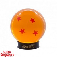 DRAGON BALL Z - BOULE DE CRISTALE [4 ETOILES] + SOCLE