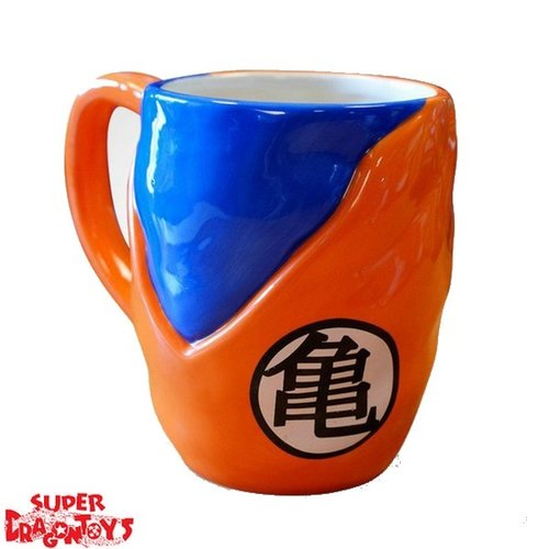 "DRAGON BALL - MUG 3D ""GOKU"""