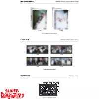 STRAY KIDS (스트레이 키즈) - GO LIVE - [TYPE C : BLUE] STANDARD VERSION - 1ST ALBUM