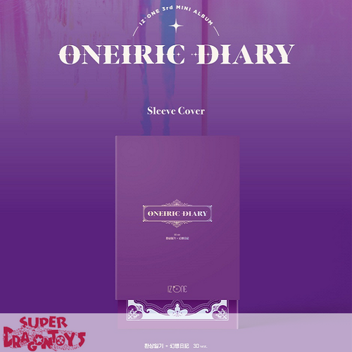 IZ*ONE (아이즈원) - ONEIRIC DIARY - [3D] VERSION - 3RD MINI ALBUM