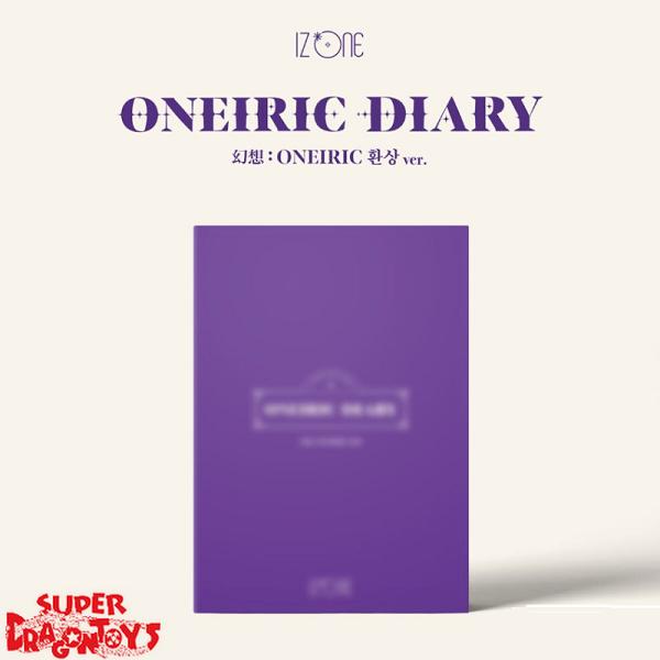 IZ*ONE (아이즈원) - ONEIRIC DIARY - [ONEIRIC] VERSION - 3RD MINI ALBUM