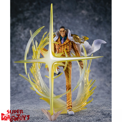 ONE PIECE - [THE THREE ADMIRALS] BORSALINO KIZARU - [EXTRA BATTLE] FIGUARTS ZERO