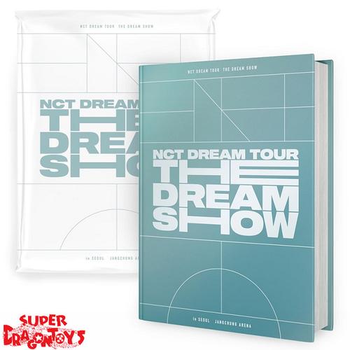 NCT DREAM - NCT DREAM TOUR : THE DREAM SHOW - [2CD + PHOTOBOOK] BOX