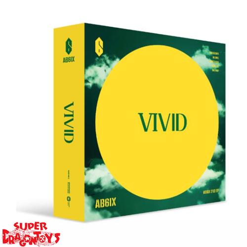 AB6IX (에이비식스) - VIVID - VERSION [I] - 2ND EP ALBUM