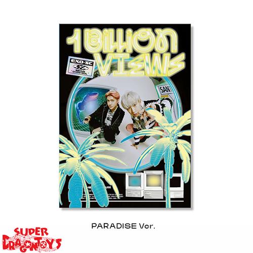 EXO-SC (세훈&찬열) - 1 BILLION VIEWS - VERSION [A : PARADISE] - 1ST ALBUM