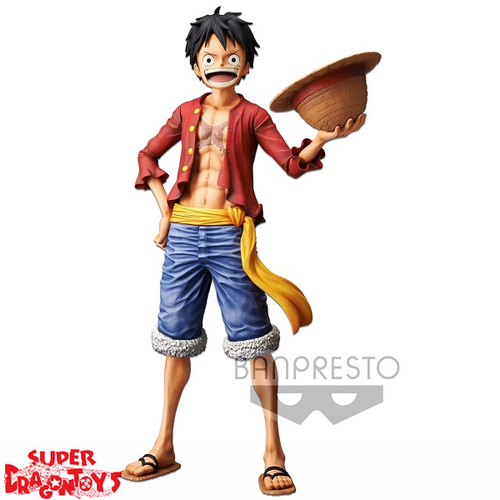 "ONE PIECE - MONKEY D. LUFFY - ""GRANDISTA NERO"" COLLECTION"