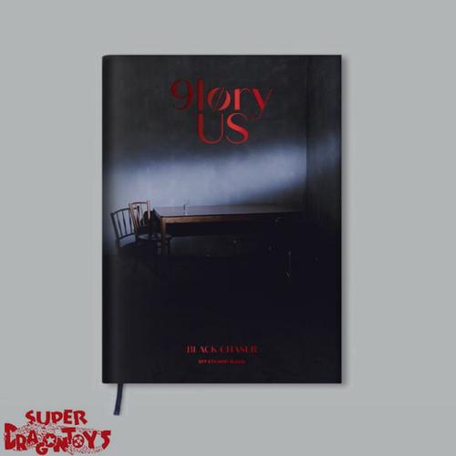 SF9 (에스에프나인) - 9LORYUS - [BLACK CHASER] VERSION - 8TH MINI ALBUM