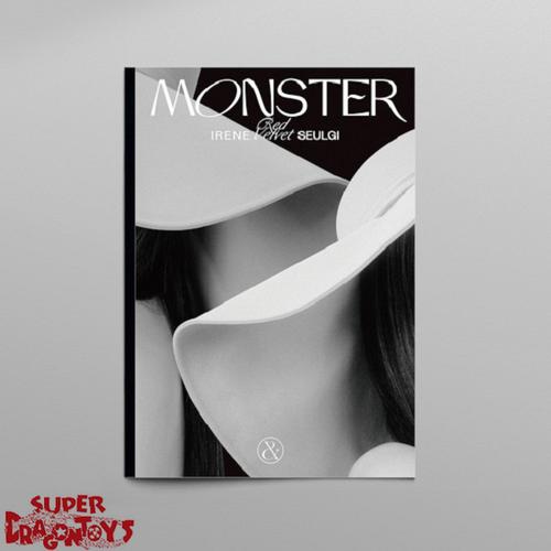RED VELVET (레드벨벳) [IRENE & SEULGI] - MONSTER - [BASE NOTE] VERSION - 1ST MINI ALBUM