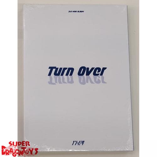 1THE9 (원더나인) - TURN OVER - 3RD MINI ALBUM