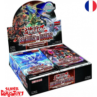 "YUGIOH TCG - DISPLAY [24 BOOSTERS] ""BATAILLES DE LEGENDE : ARMAGEDDON"" - EDITION FRANCAISE"
