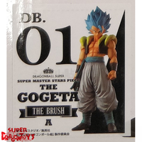"""DRAGON BALL SUPER - THE GOGETA [VER.A : """"THE BRUSH I""""] - S.M.S.P. [JAPANESE ICHIBAN KUJI LIMITED EDITION]"""
