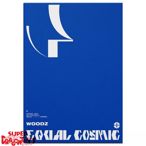 WOODZ (우즈) - EQUAL - [COSMIC] VERSION - 1ST MINI ALBUM
