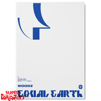 WOODZ (우즈) - EQUAL - [EARTH] VERSION - 1ST MINI ALBUM