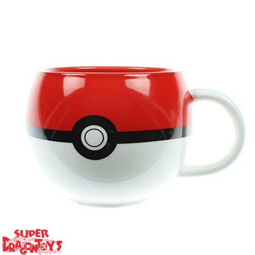 "POKEMON - MUG 3D ""POKEBALL"""