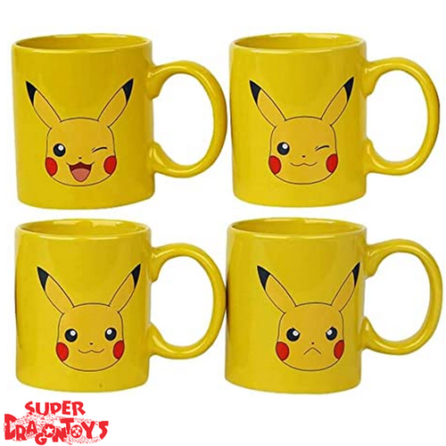 "POKEMON - MINI MUG [SET] ""PIKACHU"""